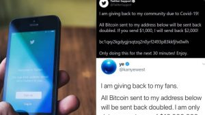 verified high profile twitter accounts hacked by scammers