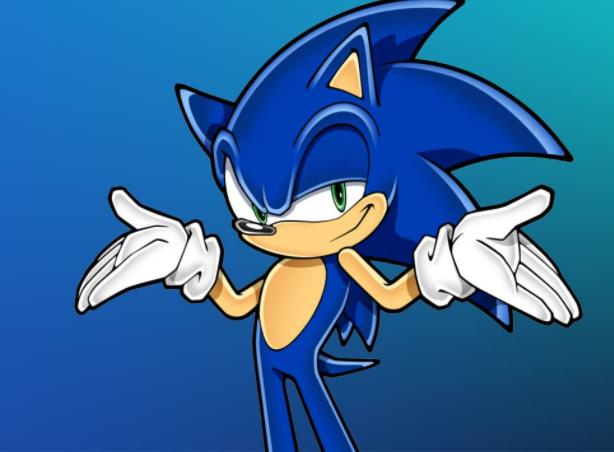 Sonic the Hedgehog is now a Vtuber